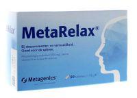 Metagenics MetaRelax 90 tabletten gezondheidswebwinkel
