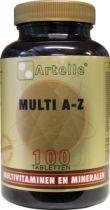 Multi A-Z Artelle gezondheidswebwinkel