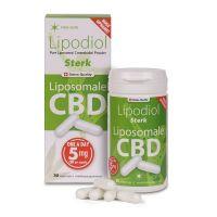 Neo Cure Liposomal CBD 5 mg 30 Vegi-Kapseln