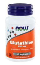 NOW L-Glutathion 250mg 60 capsules gezondheidswebwinkel