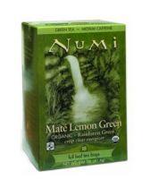 Numi Green tea rainforest mate lemon gezondheidswebwinkel