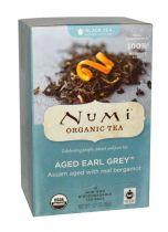Numi Zwart thee earl grey bergamot assorti gezondheidswebwinkel