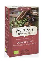 Numi Zwarte thee gold chai spiced assam gezondheidswebwinkel