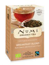 Numi Zwarte thee morning rise break gezondheidswebwinkel