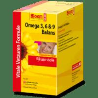 Omega 3 6 9 Balans Bloem gezondheidswebwinkel