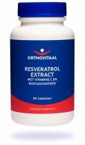 Orthovitaal Resveratrol 40 mg 60 tabletten gezondheidswebwinkel