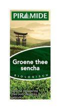 Piramide Groene thee sencha eko gezondheidswebwinkel