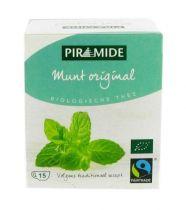 Piramide Munt thee original 15 sachets gezondheidswebwinkel