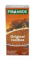 Piramide Rooibos original bio gezondheidswebwinkel