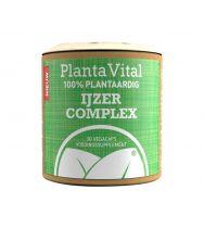 PlantaVital Eisen Complex 30 vegetarische Kapseln