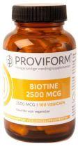 Proviform Biotine 2500 mcg 100 capsules gezondheidswebwinkel