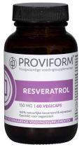 Proviform Resveratrol gezondheidswebwinkel