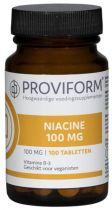 Proviform Vitamine B3 Niacine gezondheidswebwinkel