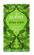 Pukka Three mint thee gezondheidswebwinkel