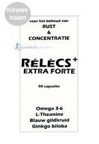 Relecs Plus Extra Forte 90 capsules Gezondheidswebwinkel
