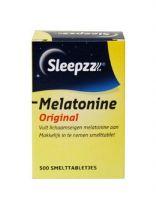Sleepzz melatonine 0,1 mg 500 tabletten Gezondheidswebwinkel