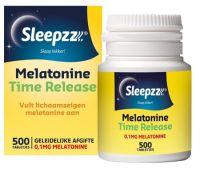 Sleepzz Melatonine 0,1 mg time release 500 tabletten gezondheidswebwinkel