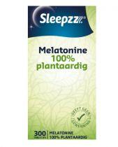 Sleepzz Melatonin 100% natürlich pflanzlich 0,1 mg 300 Tabletten