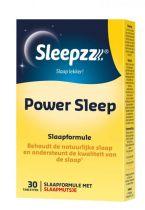 Sleepzz Power Sleep Melatonin 30 Tabletten