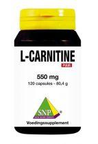 SNP L Carnitine 550 mg puur 120 gezondheidswebwinkel