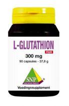 SNP L-Glutathion 300 mg puur 90 capsules Voordeelverpakking gezondheidswebwinkel
