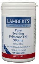Lamberts Teunisbloem 500 180 capsules