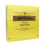 Twinings Earl grey envelop 100 theezakjes gezondheidswebwinkel