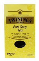 Twinings Earl grey karton 100 gram gezondheidswebwinkel