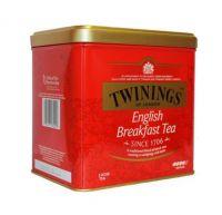 Twinings English breakfast blik 500 gram gezondheidswebwinkel