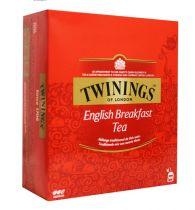 Twinings English breakfast tag 100 theezakjes gezondheidswebwinkel