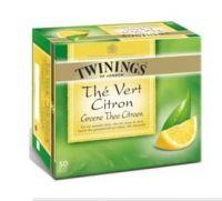 Twinings Green lemon envelop 50 theezakjes gezondheidswebwinkel