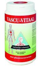 vascu vitaal plantenextract 600 tabletten gezondheidswebwinkel