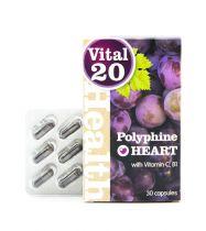Vital20 Goed voor HART Rode Druivenextract gezondheidswebwinkel