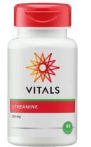 Vitals L-Theanine 200 mg 60 capsules gezondheidswebwinkel