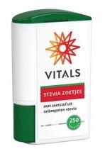 Vitals Stevia 250 tabletten gezondheidswebwinkel