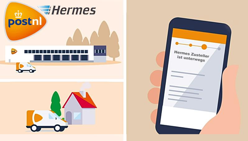 Postnl Hermes