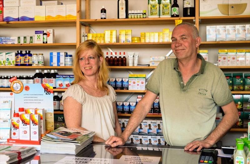 Direktion Gesundheits Shop